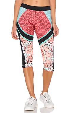 MINKPINK Mind Over Matter 3/4 Legging in Multi