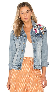 Blossom Patch Jacket