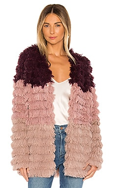 ПАЛЬТО LOST WEEKEND MINKPINK $119