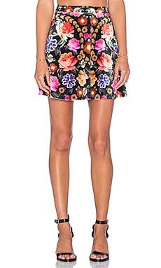 MINKPINK Little Gypsy Mini Skirt in Multi