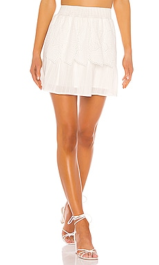 Nirvana Tiered Skirt MINKPINK $54