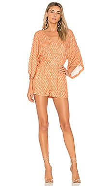 Tangelo Playsuit