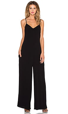 MINKPINK Subtlety Jumpsuit in Black
