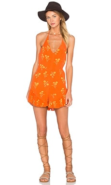 MINKPINK Honey Blossom Romper in Multi