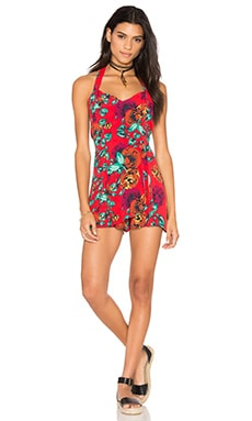 Tropical Dream Romper in Multi