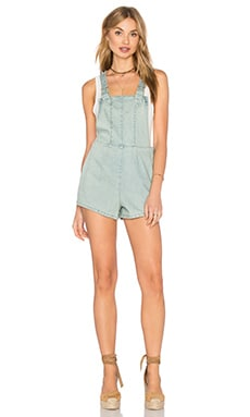 MINKPINK True Blue Overall in Indigo