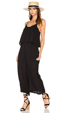 MINKPINK Express It Jumpsuit in Black