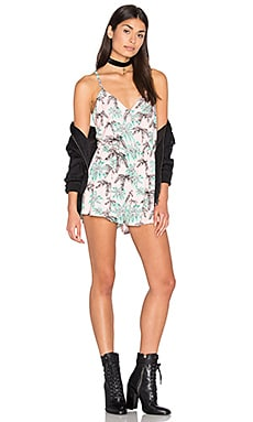 MINKPINK Romper in Multi