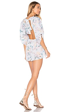 Secret Garden Playsuit in Multi
