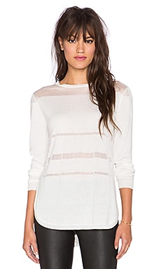 MINKPINK Child Of The Night Top in White