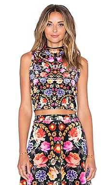 MINKPINK Little Gypsy Crop Top in Multi