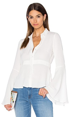 MINKPINK Bitter Sweet Top in Off White
