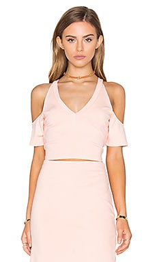 MINKPINK Moon Child Top in Blush