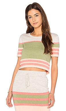 Market Crop Top in Multi