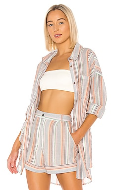 Mahi Oversized Shirt MINKPINK $53