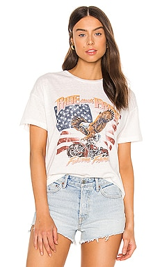T-SHIRT GRAPHIQUE FOREVER FREE MINKPINK $49