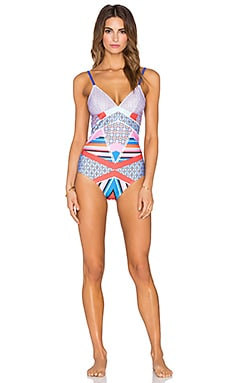 MINKPINK Block Party One Piece in Multi