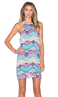 MINKPINK Endless Summer Mini Dress in Multi