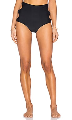 MINKPINK After Dark Bikini Bottom in Black