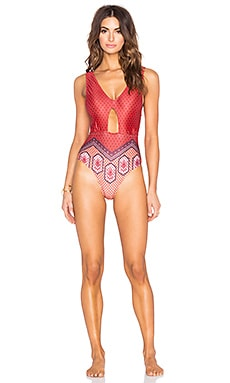 MINKPINK Rosewater One Piece in Multi