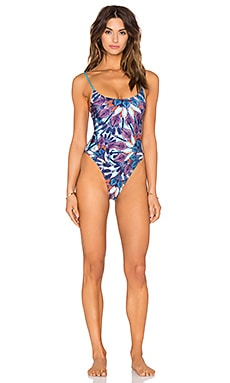 MINKPINK Flash Back One Piece in Multi