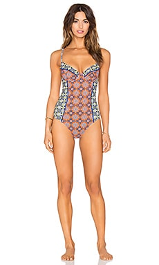 Pepper And Splice One Piece in Multi