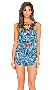 MINKPINK Gypsianna Romper in Multi