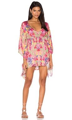 MINKPINK Caribbean Fever Dress in Multi