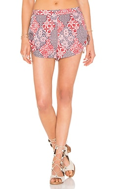 MINKPINK Wild World Shorts in Multi
