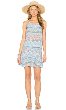 Ray Of Light Dress in Multi
