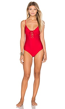 Naive Heat One Piece Swimsuit