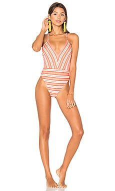 Haiti One Piece Swimsuit