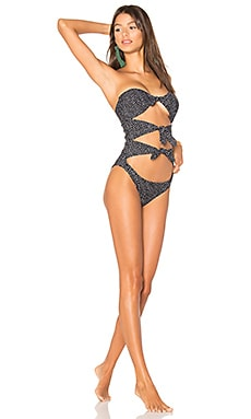 Mantaray Tie One Piece