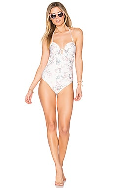 Secret Garden One Piece in Multi