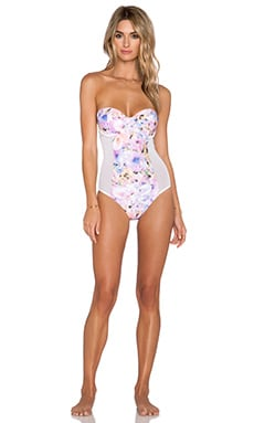 My Sweet Garden One Piece in Multi