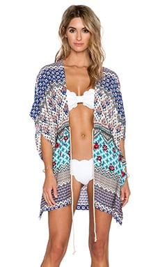 MINKPINK Sky High Kaftan in Multi