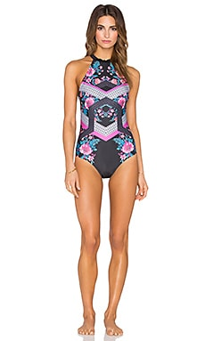MINKPINK Beach Blossom One Piece in Multi