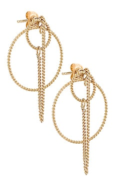 Gia Earrings MIRANDA FRYE $41