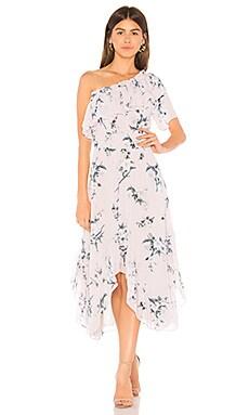 Купить Платье alexandra - MISA Los Angeles, Богемный стиль, США, Бледно-лиловый