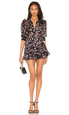 X REVOLVE Lillian Dress MISA Los Angeles $317 BEST SELLER