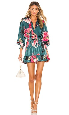 X REVOLVE Iyana Dress MISA Los Angeles $290 BEST SELLER