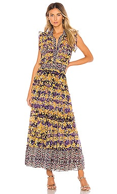 ROBE MAXI TRINA MISA Los Angeles $392