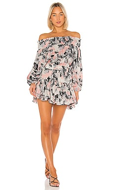 ROBE COURTE FREESIA MISA Los Angeles $282 BEST SELLER