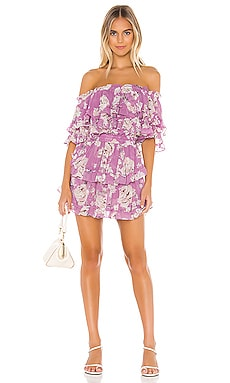 X REVOLVE Isella Dress MISA Los Angeles $290 NEW ARRIVAL