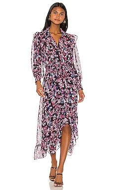 X REVOLVE Katja Dress MISA Los Angeles $138