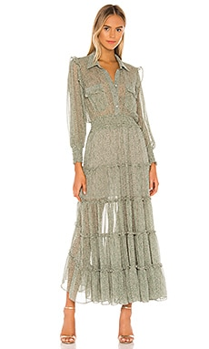 X REVOLVE Aydeniz Dress MISA Los Angeles $374