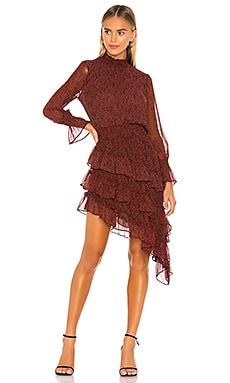 X REVOLVE Savanna Dress MISA Los Angeles $326 NEW ARRIVAL