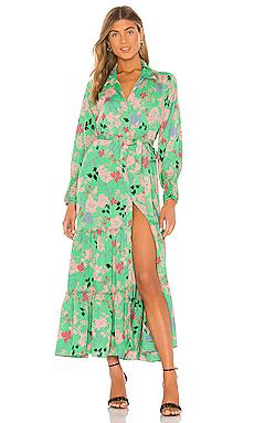 Esmee Dress MISA Los Angeles $370 NEW ARRIVAL