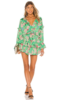 Amalya Dress MISA Los Angeles $317 NEW ARRIVAL