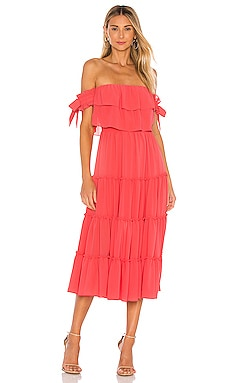 Micaela Dress MISA Los Angeles $295